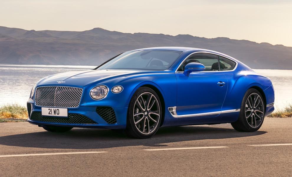 Bentley Continental 3ª s. (2018->>) (5)