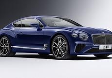 Bentley Continental 3ª s. (2018->>)