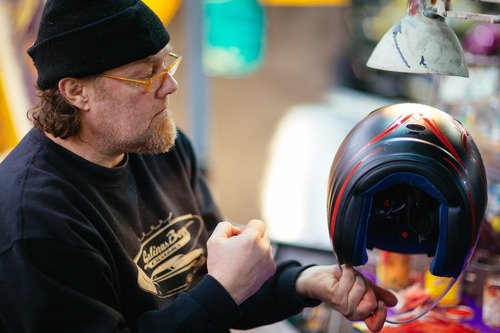Eternal City Motorcycle Custom Show: torna Roma capoccia! (7)
