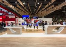 EICMA 2018: a Brembo il premio per lo stand più bello