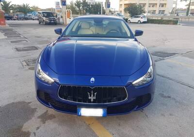 Maserati Ghibli Ghibli 3.0 Diesel del 2017 usata a Misano Adriatico
