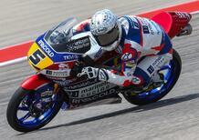 Fenati rientrerà in Moto3 nel 2019