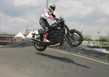 Locatelli sulla Moto2 al Mugello. Torna alle corse?