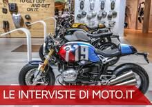 EICMA 2018: Salvatore Nanni, lo sviluppo della gamma BMW e il fenomeno GS