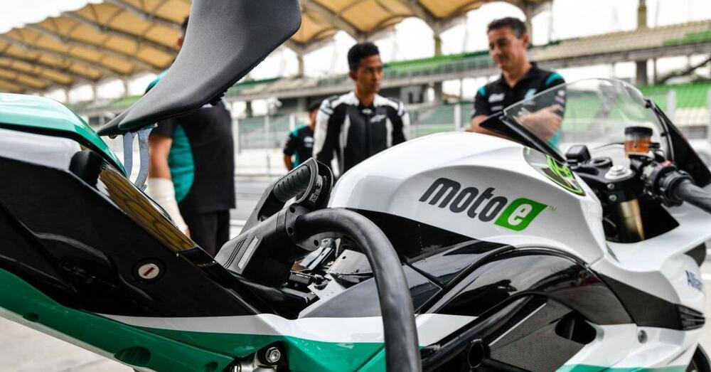 Tutto sulla MotoE. Calendario gare, piloti e regolamento