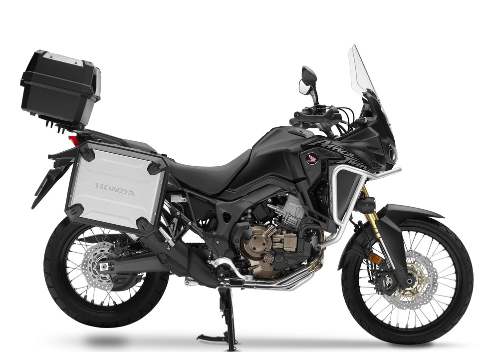 Honda Africa Twin DCT ABS Travel Edition (2016 - 17) (2)