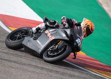 SBK - Michael Ruben Rinaldi con il Barni Racing Team