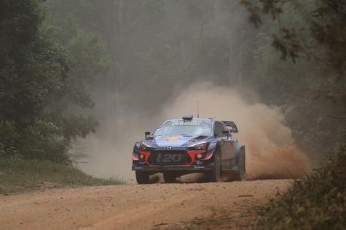 WRC18 Australia. Partito l'ultimo, e cruciale Rally della Stagione (6)