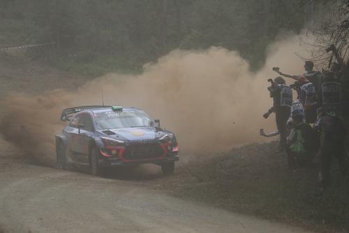 WRC18 Australia. Partito l'ultimo, e cruciale Rally della Stagione (8)