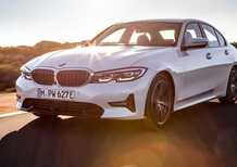 BMW 330e, l'ibrida plug-in che mancava