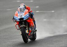 MotoGP. Dovizioso: Sono veloce ma il favorito è Marquez