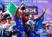 ISDE 2018, Maglia Azzurra, Day 6: Campioni del mondo Junior!