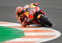 MotoGP. Warm up, Márquez il più veloce