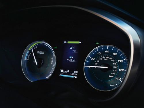 Subaru Crosstrek Hybrid, la 1^ ibrida plug-in della Casa giapponese (7)