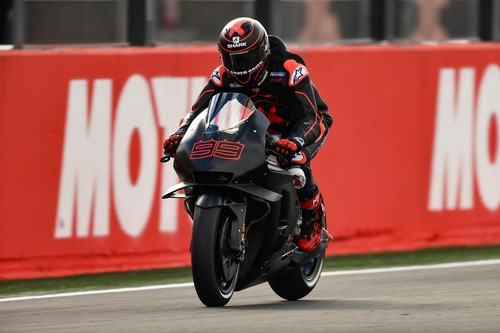 Test MotoGP. Viñales chiude in testa anche nel Day 2