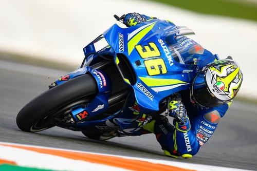 Test MotoGP. Viñales chiude in testa anche nel Day 2 (7)