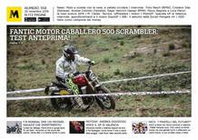 Magazine n° 358, scarica e leggi il meglio di Moto.it