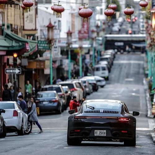 Porsche 911, l'ottava generazione al Salone di Los Angeles 2018 (4)