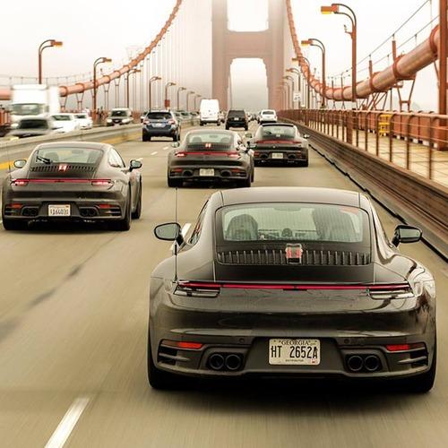 Porsche 911, l'ottava generazione al Salone di Los Angeles 2018 (7)