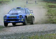 WRC18 Australia. 25 Novembre, Richard Burns