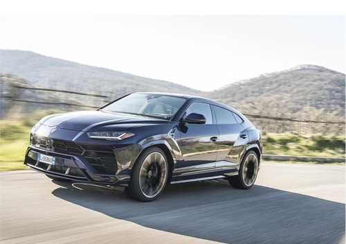 Lamborghini Urus La Nuova Auto Di Francesco Totti News Automoto It