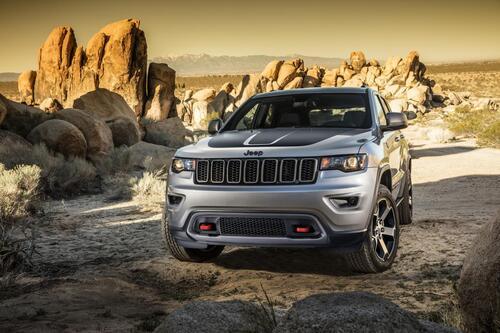 Jeep Grand Cherokee Trailhawk e Summit: eccole al Salone di New York (2)