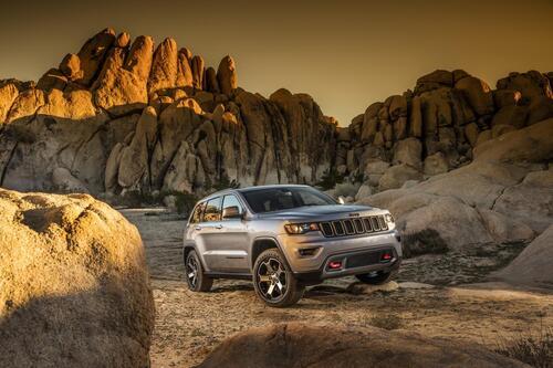 Jeep Grand Cherokee Trailhawk e Summit: eccole al Salone di New York (4)