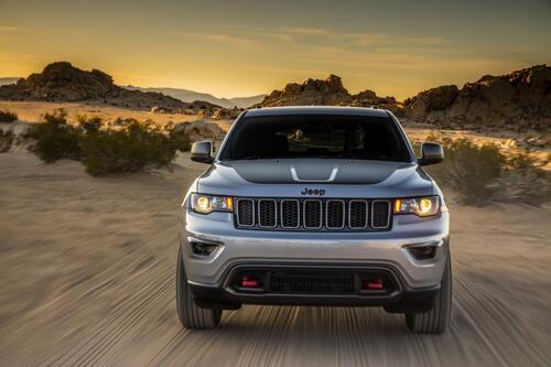 Jeep Grand Cherokee Trailhawk e Summit: eccole al Salone di New York (7)