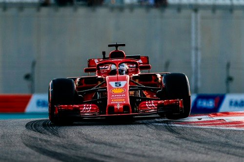F1, GP Abu Dhabi 2018: Hamilton, solito copione (2)