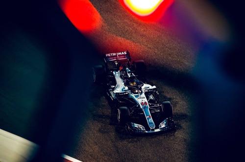 F1, GP Abu Dhabi 2018: Hamilton, solito copione (5)