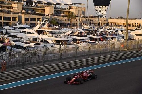 F1, GP Abu Dhabi 2018: pole per Hamilton. Terzo Vettel (6)