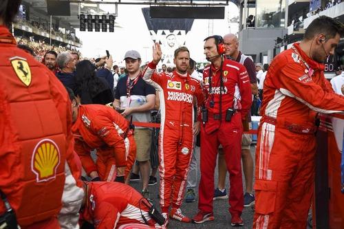 F1, GP Abu Dhabi 2018: si conclude un'era (9)
