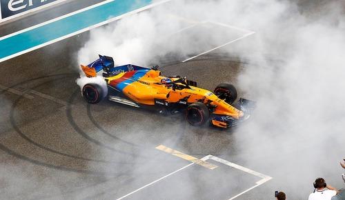 F1, GP Abu Dhabi 2018, Hamilton: «Un onore gareggiare con Vettel» (2)