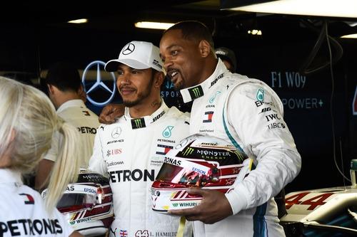 F1, GP Abu Dhabi 2018, Hamilton: «Un onore gareggiare con Vettel» (6)