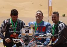 """Nicola Dutto: """"Tutto pronto per la mia prima Dakar"""""""