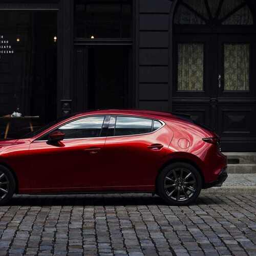 2019 Mazda Mazda3: Mazda3, La Quarta Generazione Al Salone Di Los Angeles