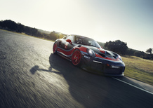 Porsche 911 GT2 RS Clubsport, l'esagerata per la pista al Salone di Los Angeles [Video]