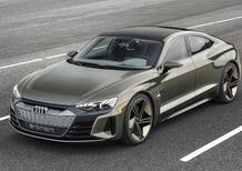 Audi e-tron GT concept, debutto al Salone di Los Angeles 2018 [Video]