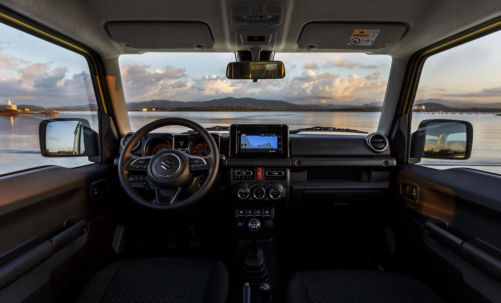 Suzuki Jimny (2018->>) (5)