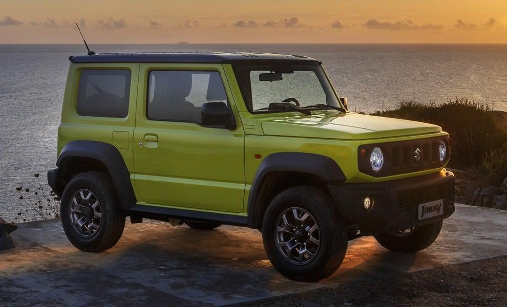 Suzuki Jimny (2018->>) (4)