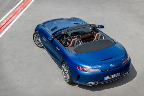 Mercedes-AMG GT: restyling per tutta la gamma al Salone di Los Angeles (4)