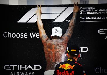 GP Abu Dhabi F1 2018: le foto più belle
