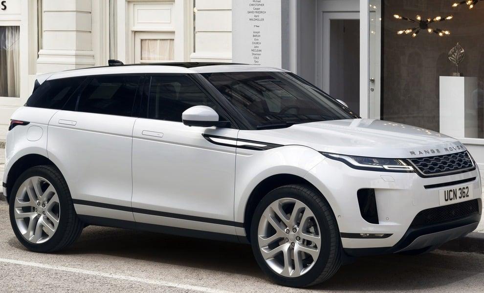Land Rover Range Rover Evoque (4)