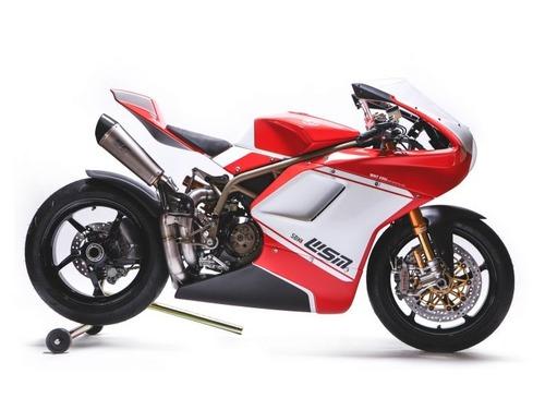 WSM SBK: ecco la Ducati 1098 R creata da Walt Siegl Motorcycles (4)