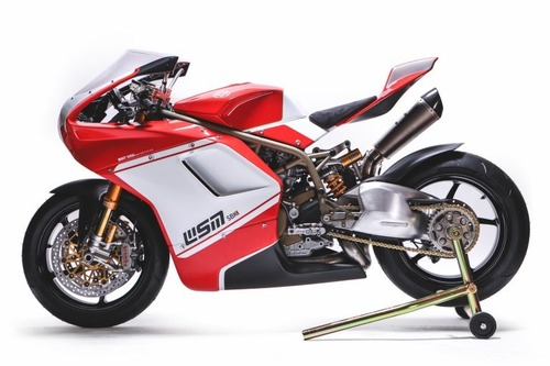 WSM SBK: ecco la Ducati 1098 R creata da Walt Siegl Motorcycles (3)