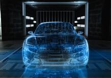 Porsche, al Nurburgring con la simulazione [Video]