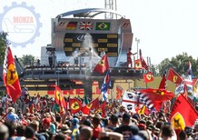 Calendario eventi Monza 2018: non solo F1 e Rally Show
