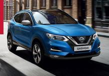 Nuovo listino Nissan Qashqai 2019