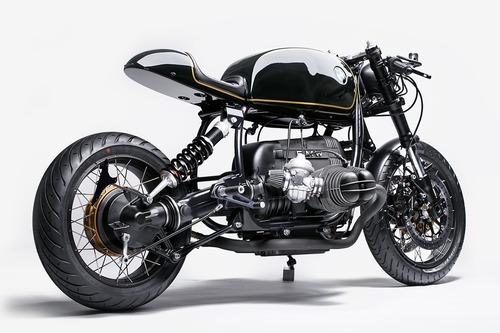 BMW R100R 'Mark II Evo': la creazione di Diamond Atelier (3)