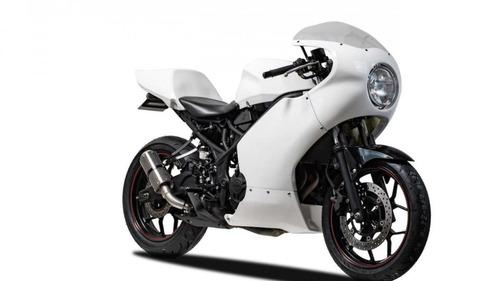 Yamaha R3: arriva il kit per trasformarla in café racer (4)
